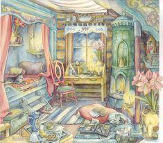 Kim Jacobs Bedroom Idyll