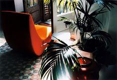 Vitra Amoebe Sessel bei http://www.flinders.de/vitra/