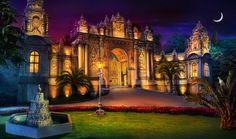 Gardens of Time | Dolmabahçe Gate
