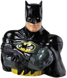 Batman Cookie Jar. Want!!!