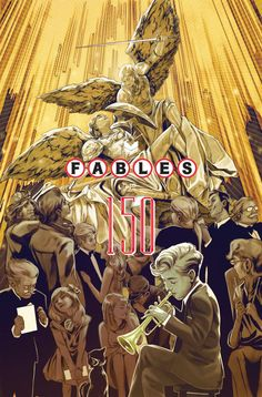 V. reviews the Farewell of Fables.