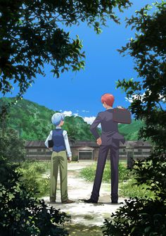 Nueva imagen promocional de la película Ansatsu...