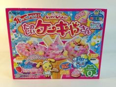 Popin' Cookin' DIY Cake and Ice Cream Kit