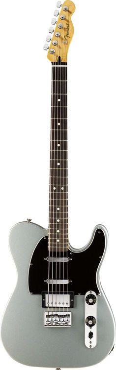Fender Blacktop Telecaster | Baritone