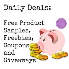 Juliet's Freebie Trades: My Savings Daily Deals & Coupons January 13, 2017