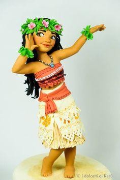 i dolcetti di Kerù - #Oceania #SognaOceania #cakedesign #cakedesignitalia #Vaiana