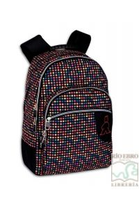 MOCHILA DAYPACK DOBLE CAMPRO POINTS