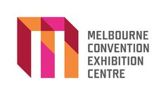 Melbourne Convention and Exhibition Centre identity by R-Co, Melbourne