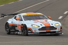 Aston Martin V8 Vantage GTE and DBR 1-2 Race Car - Price £500,000