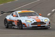 Aston Martin V8 Vantage GTE and DBR 1-2 Race Car - Price £500,000
