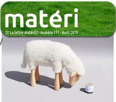 O! La lettre matériO #111 | materiO' Vacation Places
