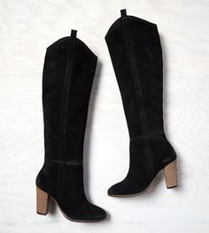 Black DV by Dolce Vita Myste Tall Boots