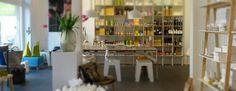 ROMY RIES Concept Store Karlsruhe bietet ein einzigartiges Konzept in der Weststadt Karlsruhe. Geheimtipp für alle, die das Schöne und Wertvolle lieben.
