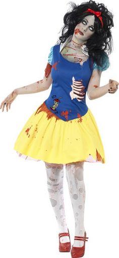 zombie princesse conte de fées femme