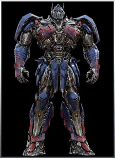 360 of Optimus Prime