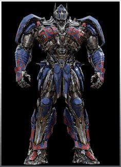 360 of Optimus Prime