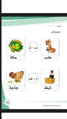 Arabic Alphabet Pdf, Alphabet Crafts, Arabic Lessons, Kids Behavior, Arabic Language, Learning Arabic, Activity Sheets, Math For Kids, Dena