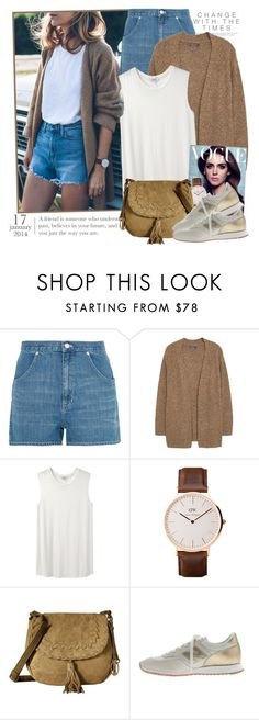"""""""2370. Get The Look"""" by chocolatepumma ❤ liked on Polyvore featuring Madewell, Violeta by Mango, Nomia, Daniel Wellington, Carlos by Carlos Santana and J.Crew"""