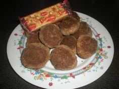 Ricetta Portata principale : Polpette del riciclo.... con crackers! da Susy1958