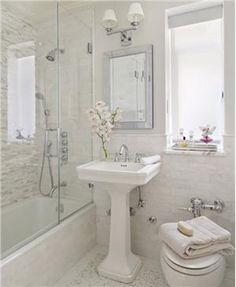 Contemporary (Modern, Retro) Bathroom by Frances Herrera