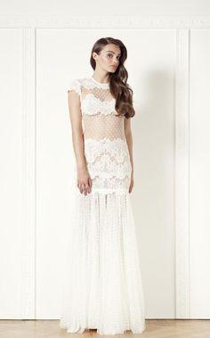 Ida Sjostedt - Mylene Dress ivory ♥ xoxo,  Manhattan Girl