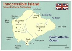 tristan da cunha inaccessible island - Google Search