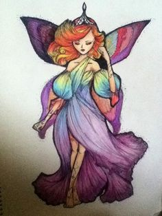 Fairy.. he he he