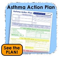 Do you have an action plan in place? Our action plan for our daughter has saved her life more than once!!!