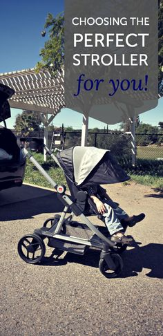 The perfect stroller