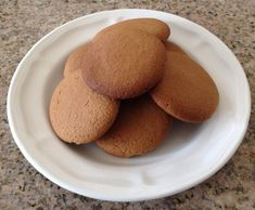 Recipe Ginger nut Biscuits by osram - Recipe of category Baking - sweet
