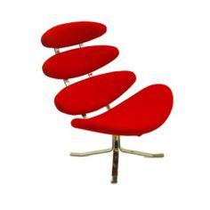 La chaise Corona de Paul Volther