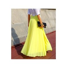beautiful skirt- don't know how many people could pull it off though