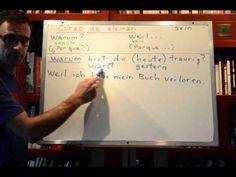 (v.22-05-15).Curso de Alemán 09: Warum / Weil -¿ Por qué? / Porque