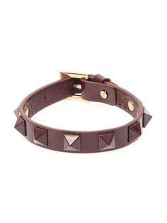 Valentino | Punk Couture studded bracelet #valentino #studded #bracelet