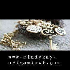 Mindy Ingersoll Www.mindykay.origamiowl.com Origami Owl