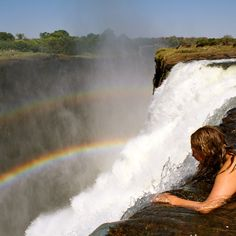 November is a great time to visit the Victoria falls. When the water is not at its peak, you can travel to Livingstone Island.   The island offers epic views that you won't get from anywhere else along this UNESCO World Heritage Site. After a little hike and swim...