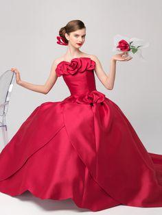 Rental dress & Pret-a-porter - レンタルドレス&プレタポルテ Cute Flower Girl Dresses, Baby Girl Party Dresses, Prom Dresses Blue, Colored Wedding Dresses, Girls Dresses, Elegant Dresses, Beautiful Dresses, Nice Dresses, Dress Sites
