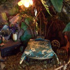 Fairy House Bedroom