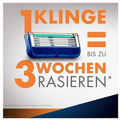 Gillette Fusion Rasierklingen 10 Stück + Rasierer