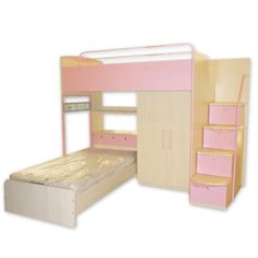 Victoria Bunk Bed for girls