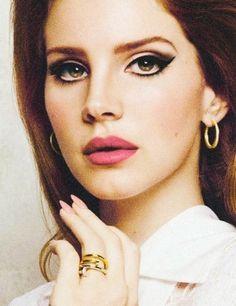 makeup - Lana del Rey