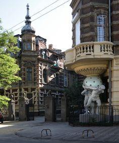 Odessa city, Ukraine
