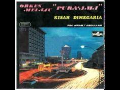 O.M. PURNAMA (Elvi Sukaesih) - Dilanda Duka (1970s)