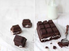 sabrinasue: Sweet Seduction - caramel marshmallow brownie chocolate bar