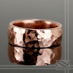 Copper Band By Kingandqueencasting On Etsy Forever Starts Today Pinterest