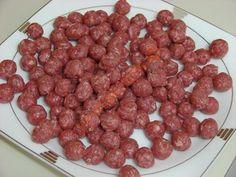 Lebeniye Çorbası Sausage, Raspberry, Vegetables, Fruit, Ethnic Recipes, Food, Bulgur, Sausages, Essen