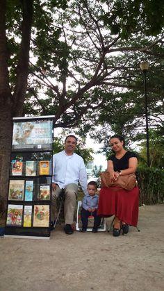 Familia en la predicación pública Mérida, Yucatan