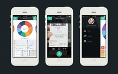 App design for SpendingApp by mechamaus