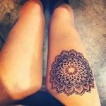 Mandala Tattoo Meaning (1)
