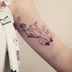 26 Nostalgic The Little Prince Tattoos That You Need Right Now